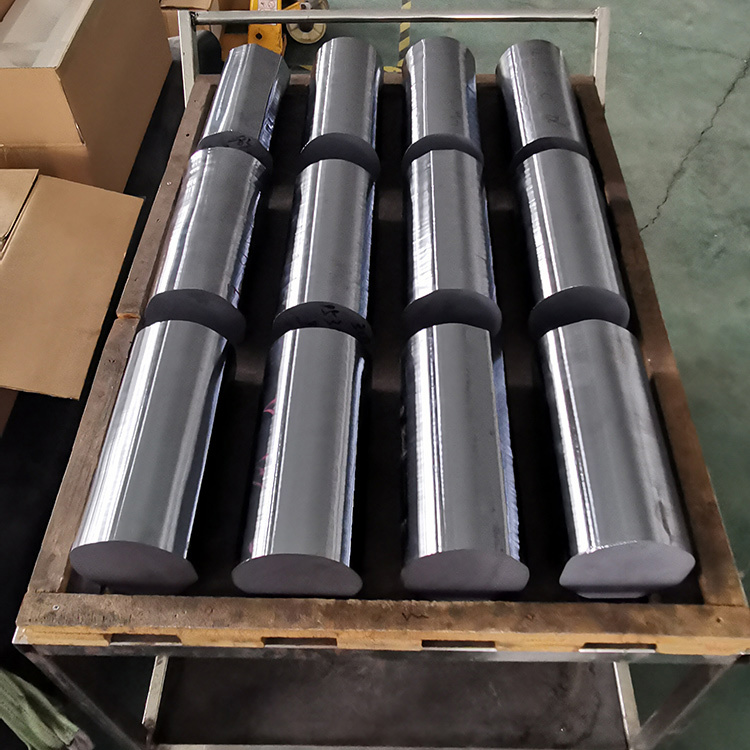 Chinese Factory Production Pure Silicon Ingot For Ic Large Diameter