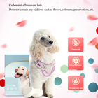 Care Animal Pet Care Animal Hospital Dog Grooming School Bathing Effervescent Tablets