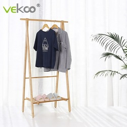 Eco-Friendly new design clothes tree cloth rack cloth hanging rack with cloth rail