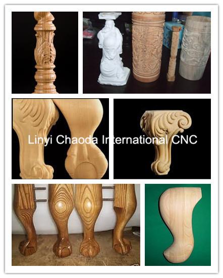 סין מיני נגרות 4 ציר 1325 עץ ביצוע cnc עץ כרסום נתב מכונת
