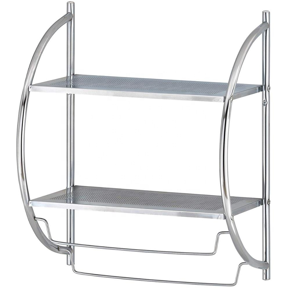 Factory Price Wall Mount 2 Tier