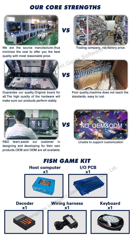 Phoenix Legend arcade igs software fishing game / malaysia hot sale ocean king fishing game machine