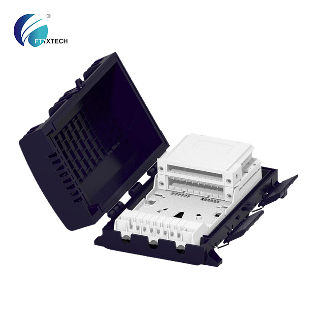 FTTH Indoor/Outdoor Fiber Optic Distribution Box IP65 16 Core