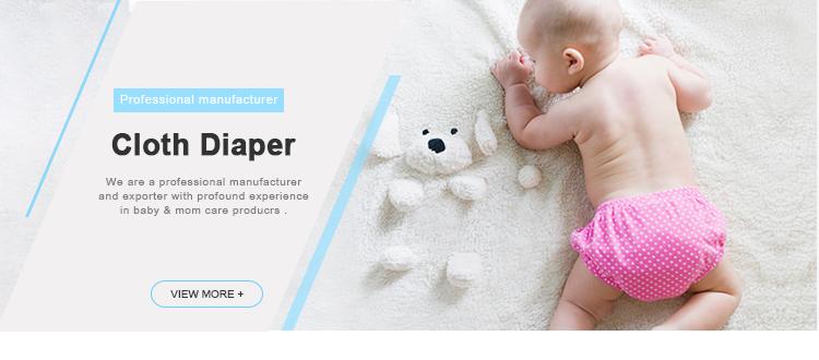En İyi kalite süper yumuşak yeni varış ekolojik çin bez bezi bebek bezi üreticileri