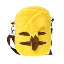 Сумка Pokemon Pikachu Psyduck Snorlax Charmander, плюшевый рюкзак, сумка через плечо для детей(Китай)