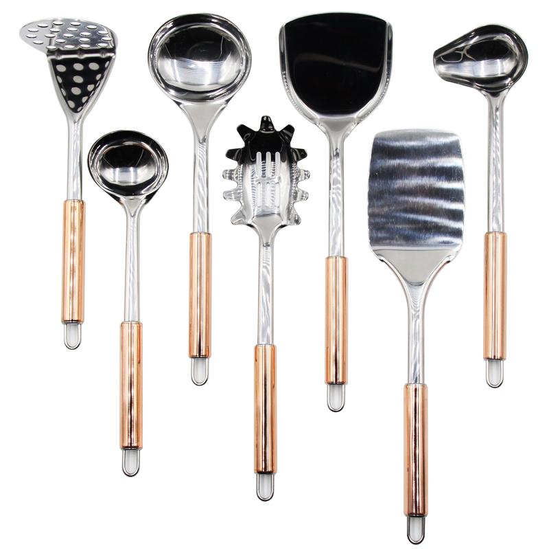 Utensílios de cozinha utensílios de cozinha ferramentas de aço inoxidável