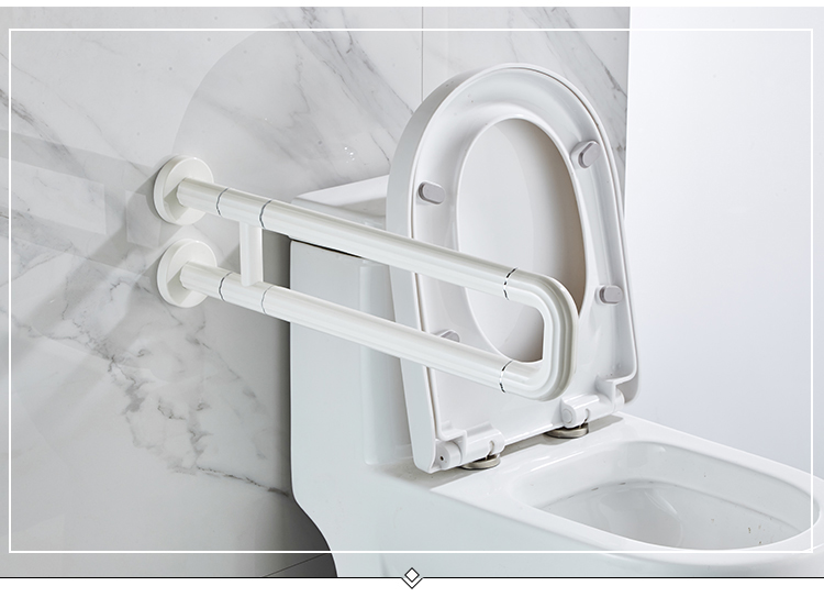 High Quality Popular Stainless Steel Wall Mout Shower Bathroom Disabled Grab Bar