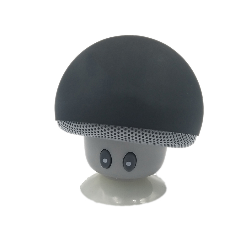 2019 Ekinge EMSMN001 Portable Mini <strong>Wireless</strong> <strong>Bluetooth</strong> <strong>Speaker</strong> Silicone Suction Cup Mushroom Audio <strong>Speaker</strong>