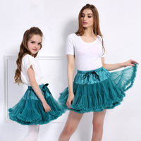 Comfortable 2018 girls skirts tutu outfits 9 years new design toddler girls school baby floral stretch skirt with in stock