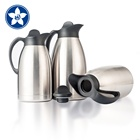 WUJO Best Selling Food Grade Vacuum Double Wall Stainless Steel Tea Thermos Turkish Arabic Coffee Pot