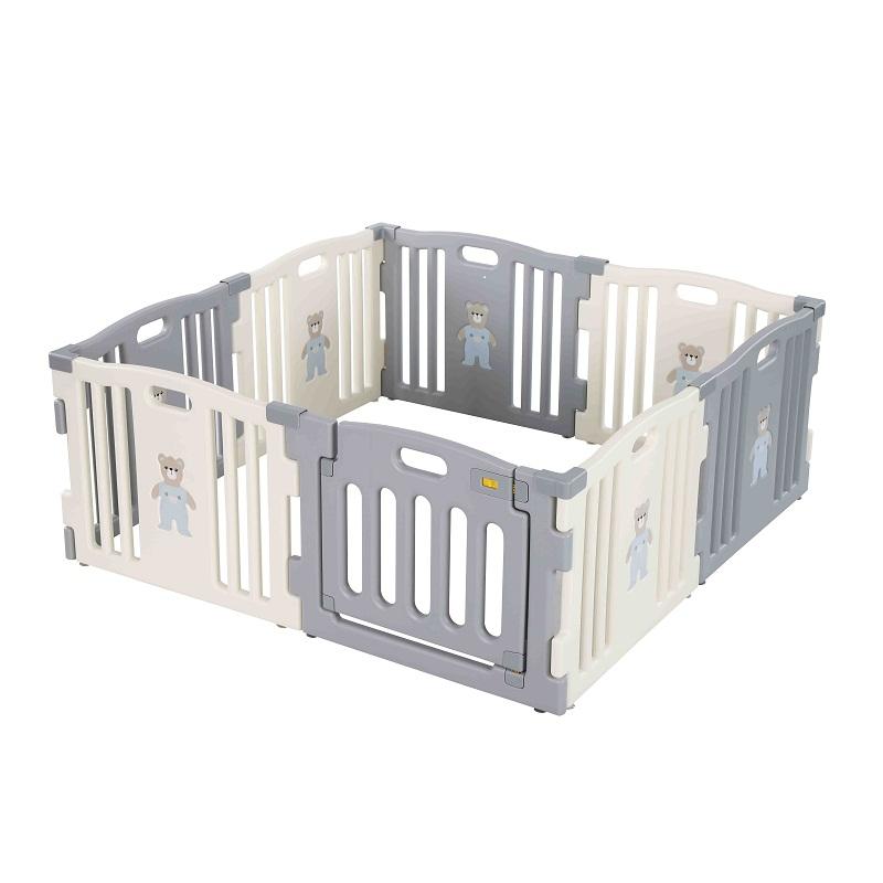 Plastic Baby playground indoor kids Play Yard Playpen Manufacturer