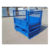 heavy duty security wire mesh folding storage welded cage with wheels