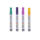 Gxin 20 colors metallic drawing permanent paint marker pen