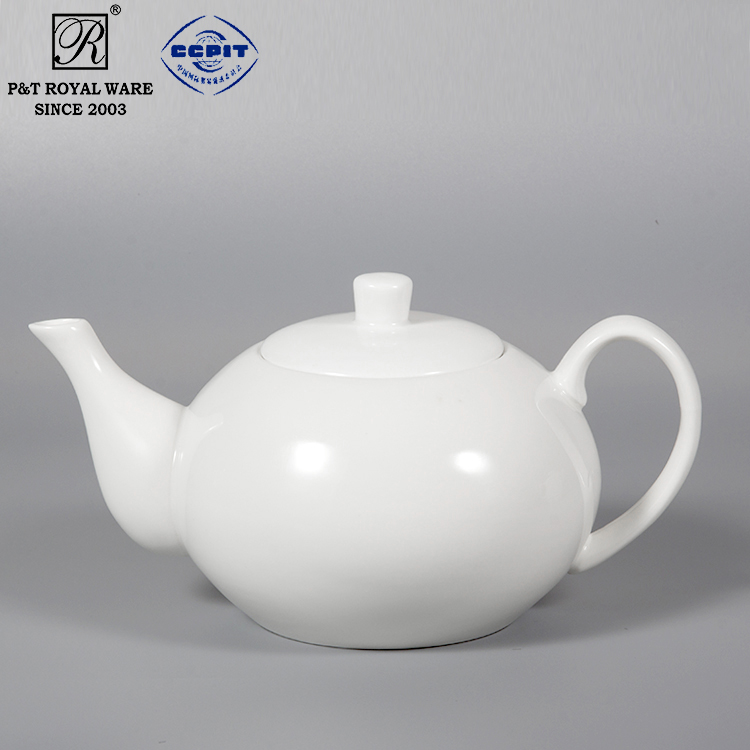 ceramic coffee pot for cafe use