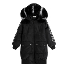Student winter coat large size cotton clothes