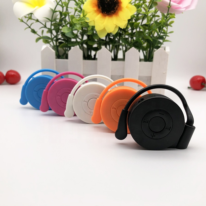 Ear-hook card MP3 new fashion mp3 <strong>player</strong> sports portable music <strong>players</strong>