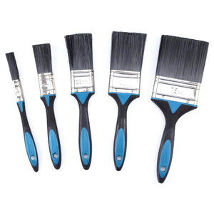 SmileTools Cleaning Wall Flat Natural Bristle Paint Brush Made In China