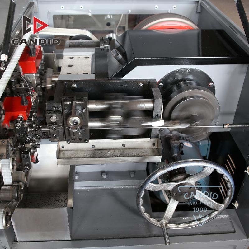 CANDID Automatic High Speed Nail Making Machine