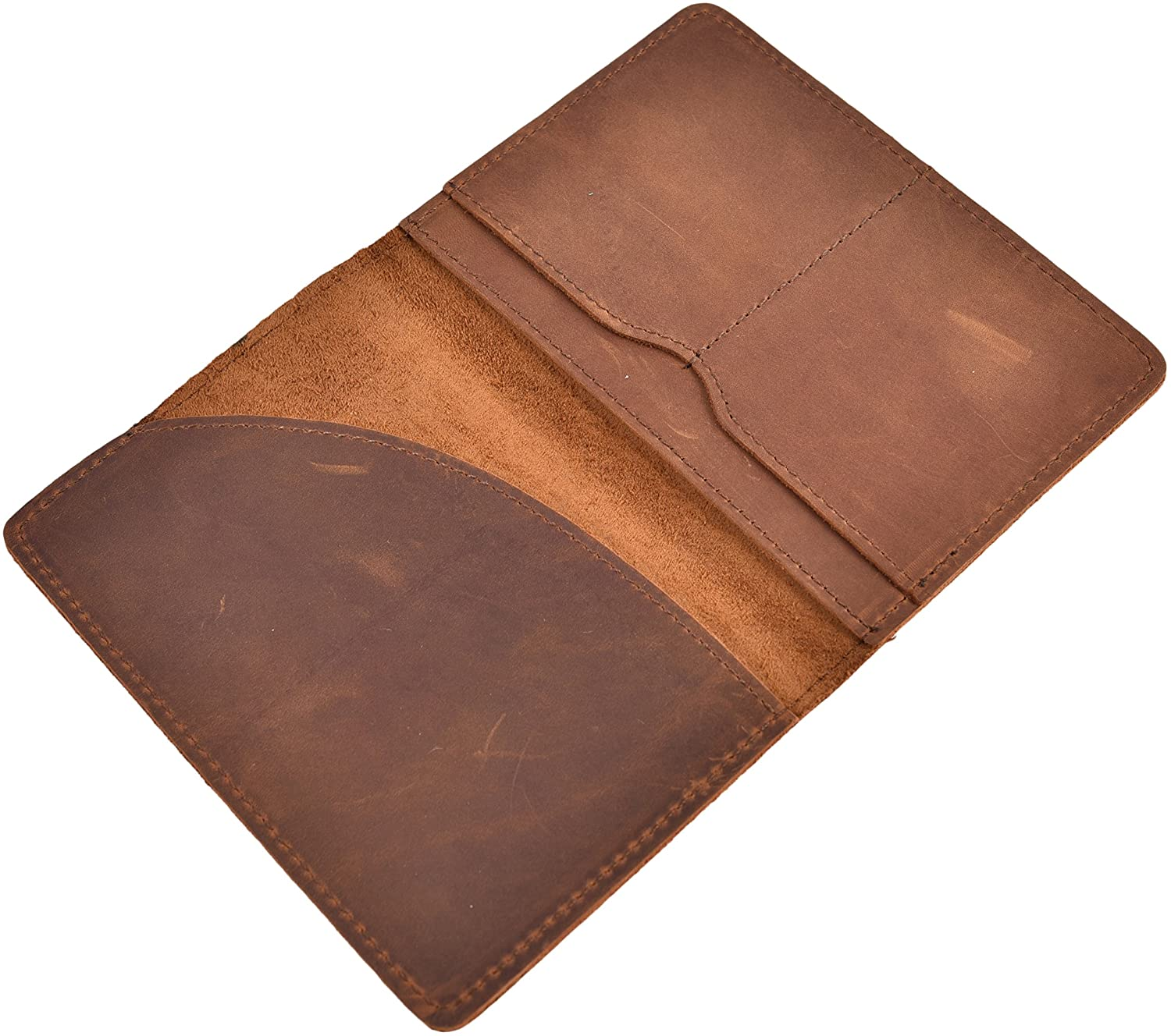 Travel Wallet Soft Leather Passport Holder And Luggage Belt  Leather Passport Holder