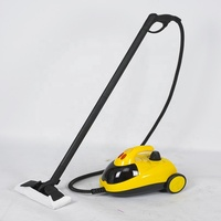 electric 2020 hot sales car wash shop bedrooms living room kitchen wood floor mops steam cleaner with multi-purpose steam gun