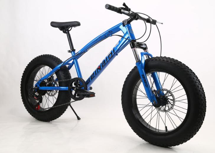"""전체 서스펜션 산악 자전거 26 """"21 속도 산 눈 자전거 큰 지방 타이어"""