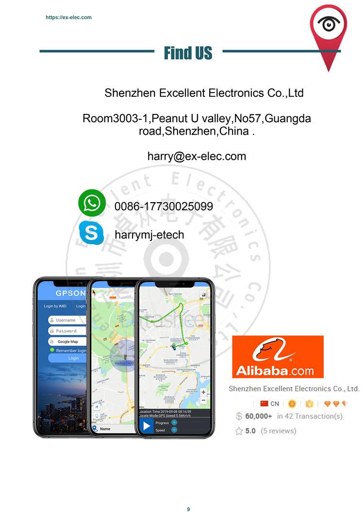 Micro GPS Thiết Bị Theo Dõi Cho Xe Máy Xe Chống Trộm Thời Gian Thực GPS Tracker Với Ứng Dụng Miễn Phí