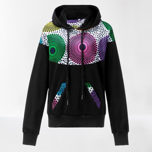 2019 ใหม่มาถึงแฟชั่นแอฟริกัน Kitenge Designs คู่สวมชาย Hoodie เสื้อผ้าแอฟริกัน