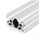Bulk Form T-slot Extruded Aluminum 6000t5series T Slot Aluminum