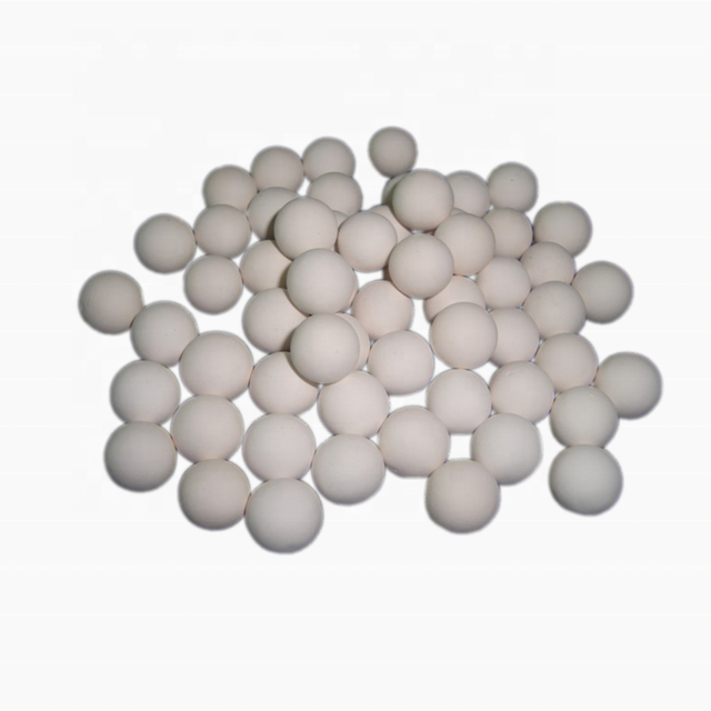 Factory Price High Temperature Resistance 92% 99% High Al2o3 Inert Alumina Ceramic Balls
