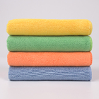 16x16 inch 80% polyester and 20% polyamide microfiber auto detailing towel