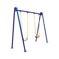 Factory Directly Sale Outdoor Patio Swing For Adult and Children Outdoor Gym Fitness Equipment