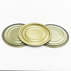 Bottom lid of 300# tinplate food can