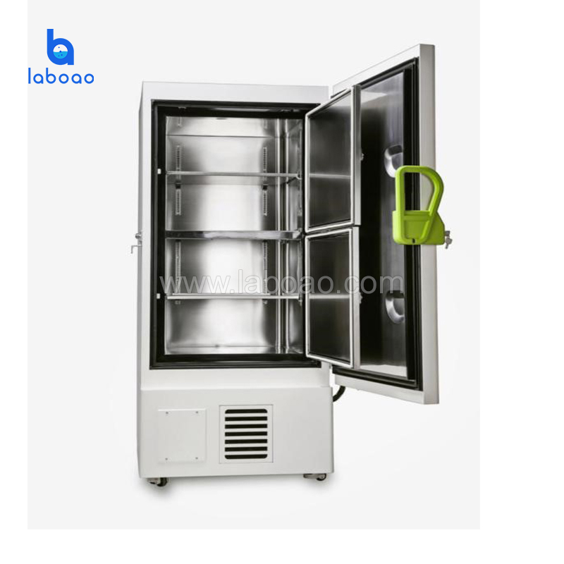 -86C Ultra low temperature industrial deep dual system freezer with optional lock