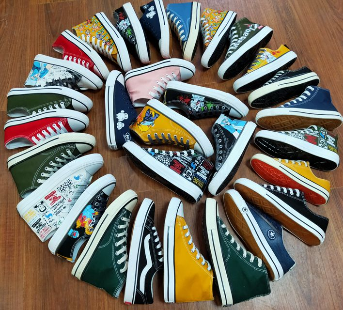 Chinese d women's casual canvas shoes stock mixed style cheap wholesale price