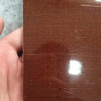 High Density High Properties Insulating Material 3025 Phenolic Resin Cotton Cloth Laminated Epoxy Board