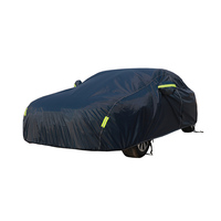 Waterproof Full Large Sewing Car Cover Protect from Rain Sun Snow Dust Indoor Outdoor