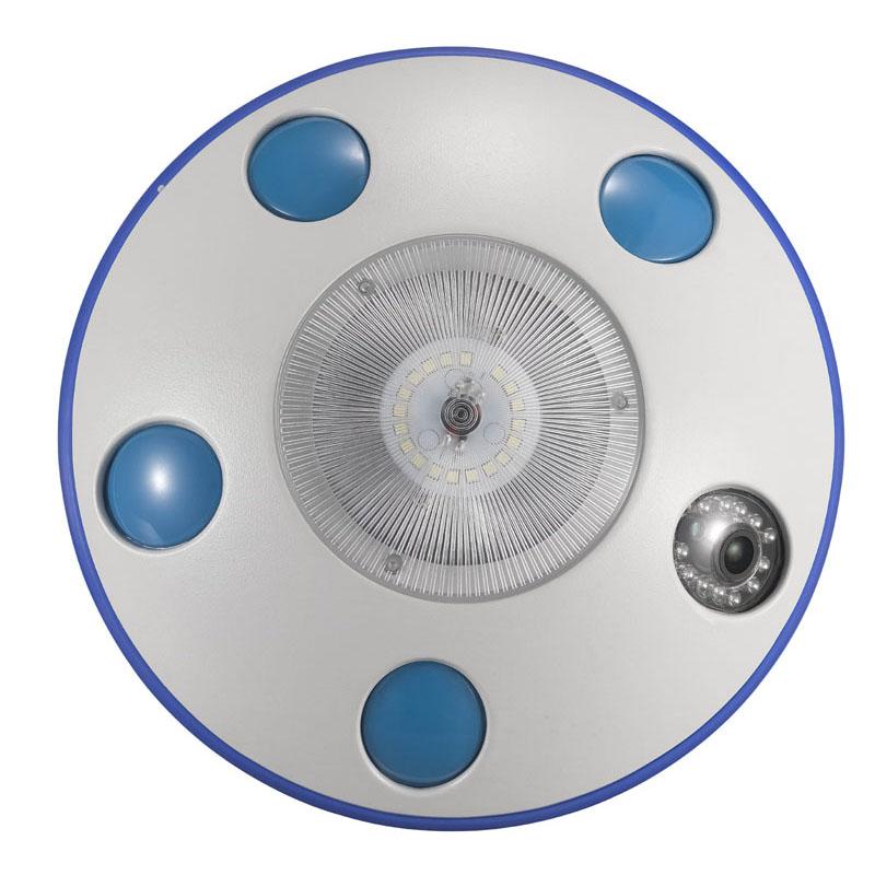 6Watt Ngoài Trời Điện Powered LED Vườn Ánh Sáng Với IP Máy Ảnh