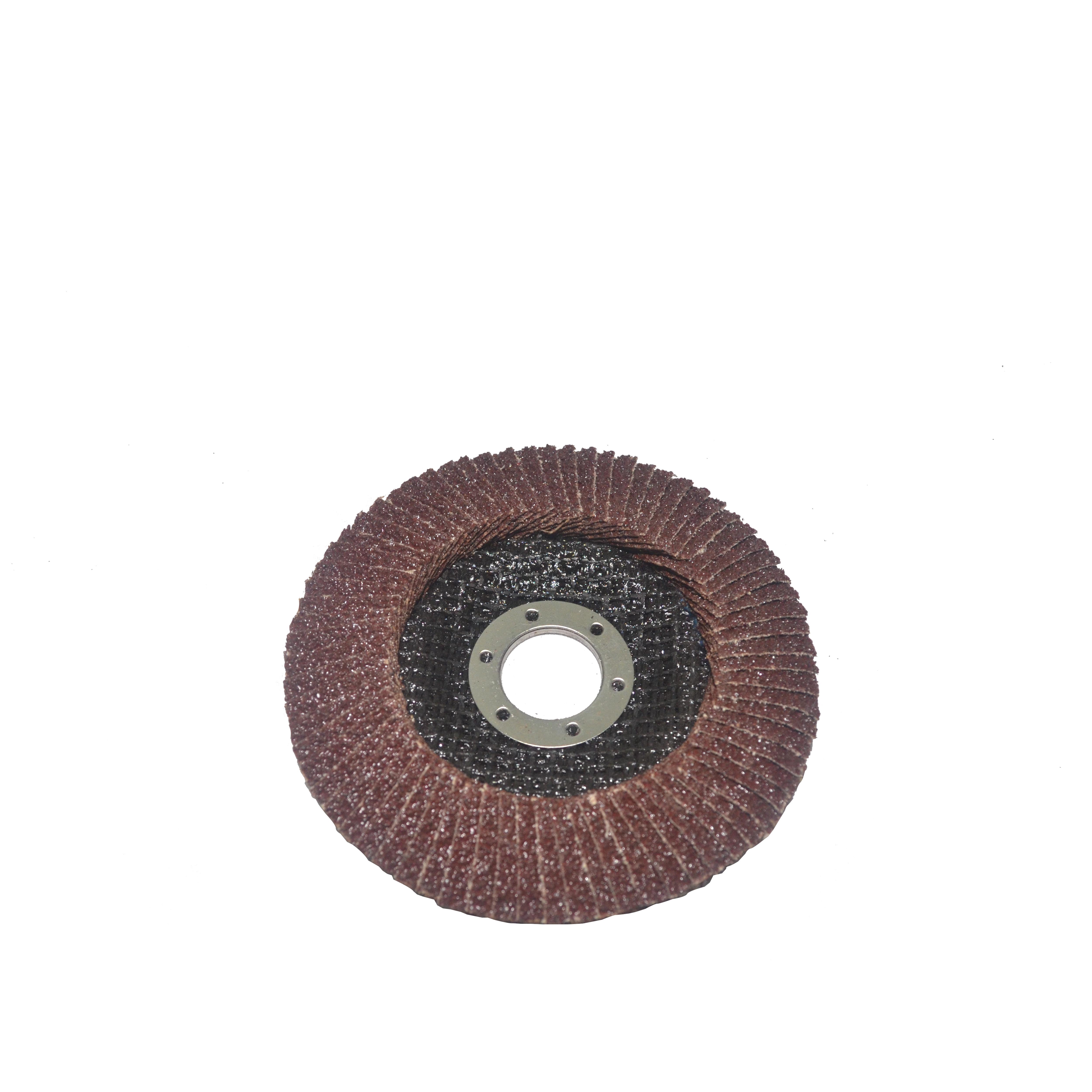 T29 type 45 inch niet-geweven doek polijsten flap ronde schuurschijf