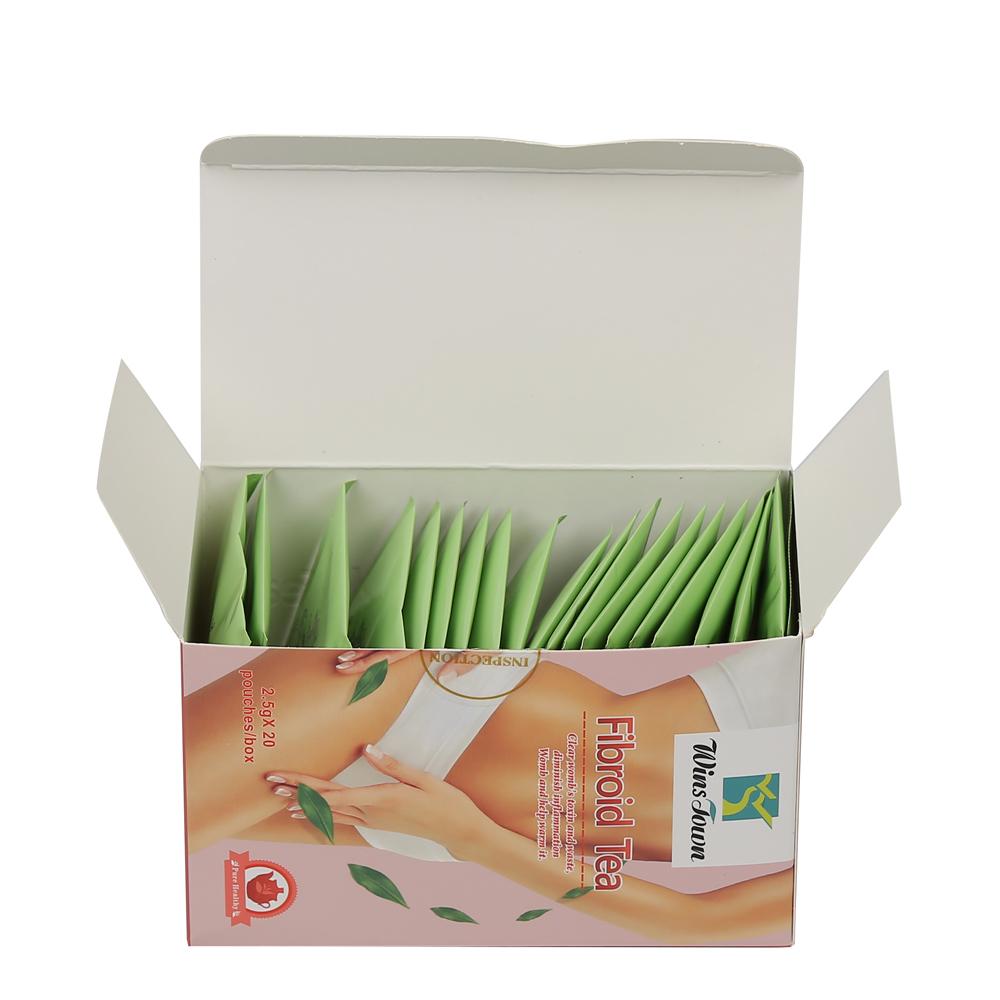 No Side Effects Fibroid Tea Warm Womb Detox Tea Used To Relieve Menstrual Pain For Women - 4uTea | 4uTea.com