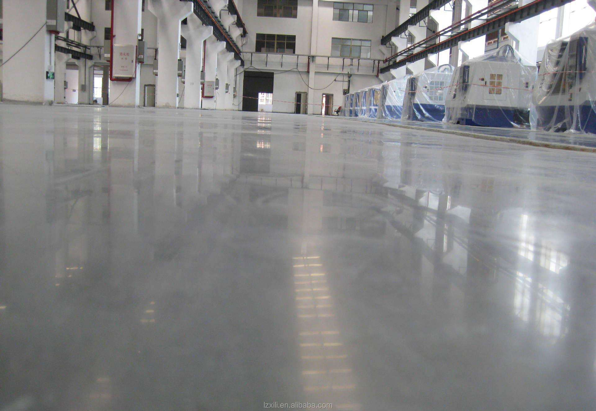 concrete cement floor hardener liquid type sealant