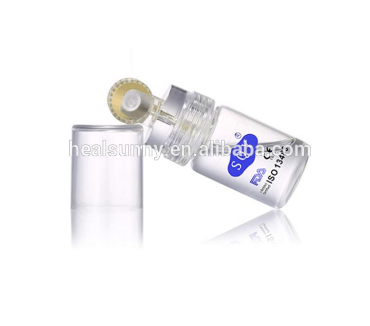 20 титановых золотых игл Derma штамп для прямой доставки наркотиков
