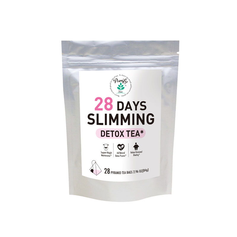 28 days Body Weight Loss Slimming Tea with pyramid tea bags - 4uTea | 4uTea.com