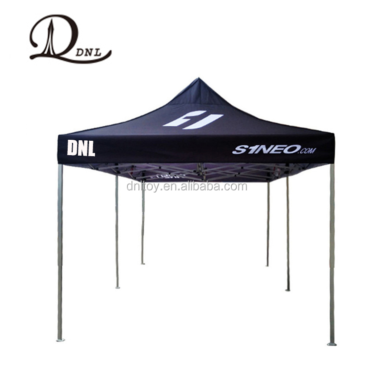 3 x 3m Promotion customized <strong>trade</strong> show outdoor canopy tent
