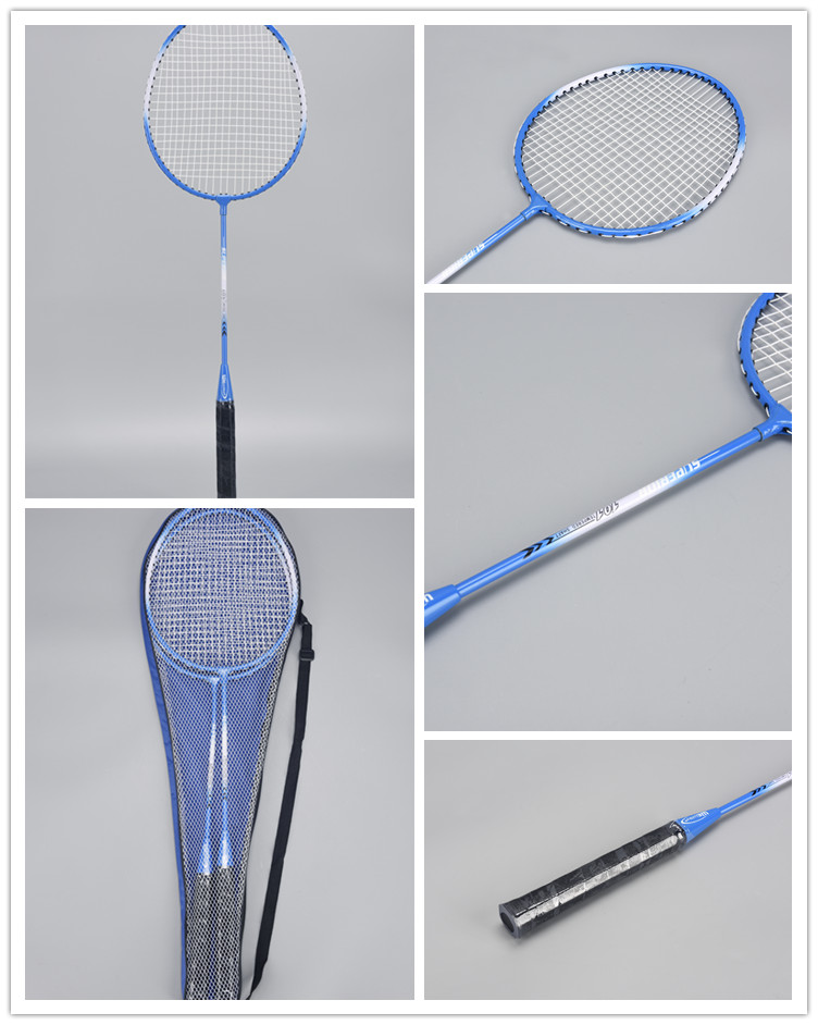 Wellcold brand design your own racket,professional racket badminton for players