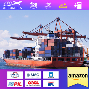 freight forwarder amazon shipping agent from china to Netherlands