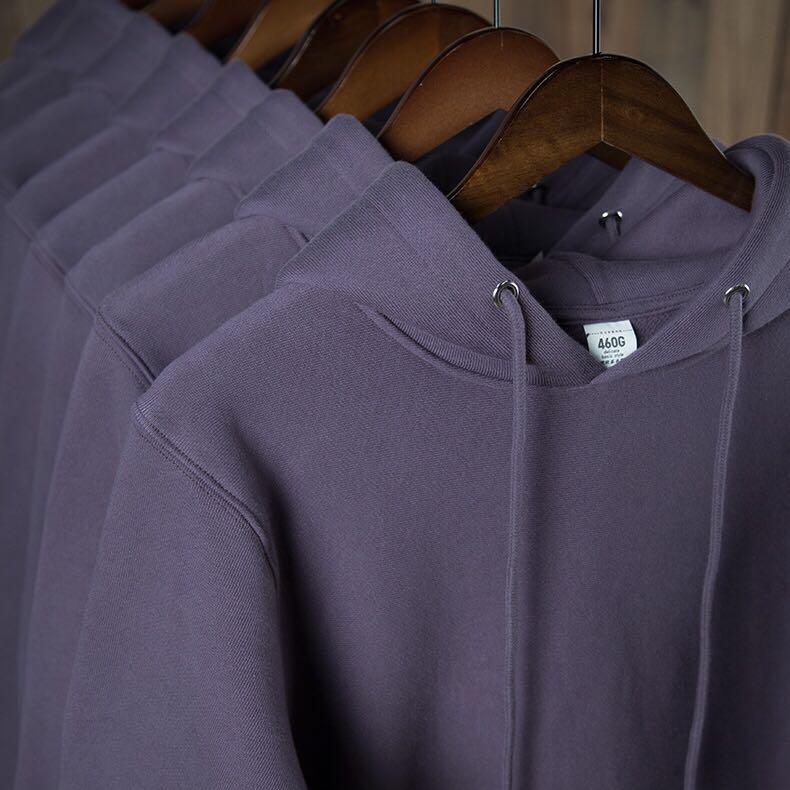 100% cotton 460g pullover hoodie  long sleeve Hoodies sweatshirts luxurious hoodies high quality hoodie casual  hoodies unisex