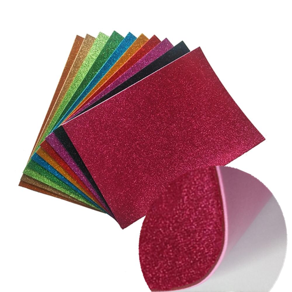 ผู้ผลิตผู้ผลิตก่อนวัยเรียน DIY วัสดุกาว Glitter ประดิษฐ์ EVA โฟมแผ่น