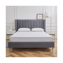 Protège-<span class=keywords><strong>matelas</strong></span> imperméable en tissu tricoté polyester 100%