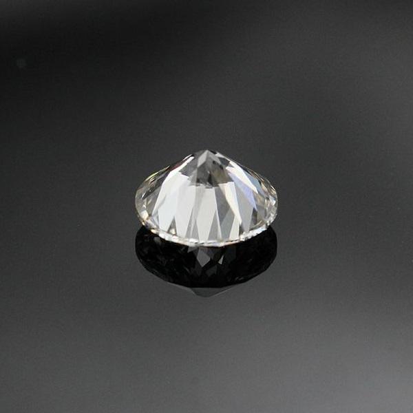Lab Grown Diamond 1.0 CT DE Super White Engagement Ring HPHT Diamond Gemstones