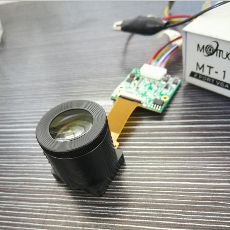 Micro OLED Display 0,5 inch OLED Modul 1024x768 für nachtsicht CVBS/VGA/HDMI/DVI fahrer bord